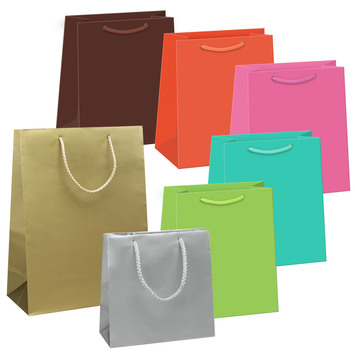 "gift bags ""ONE COLOUR"""